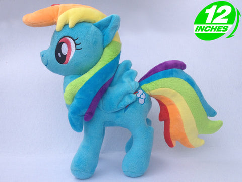 My Little Pony RAINBOW DASH Plush Doll POPL8007 - Anime Wholesale From China