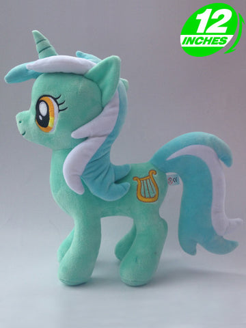My Little Pony Lyra Heartstrings Plush Doll POPL8023 - Anime Wholesale From China
