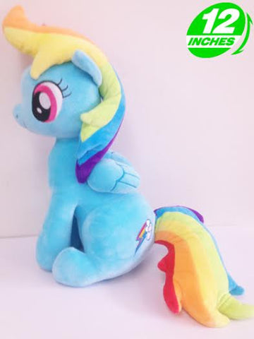 My Little Pony RAINBOW DASH Plush Doll POPL8042 - Anime Wholesale From China