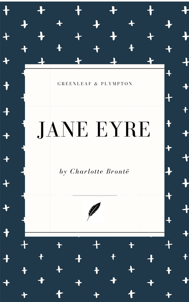 Jane Eyre Generic Ebook Cover