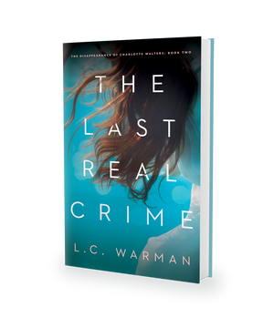 The Last Real Crime Paperback Cover