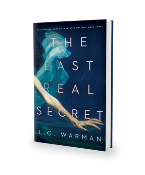 The Last Real Secret Paperback Cover