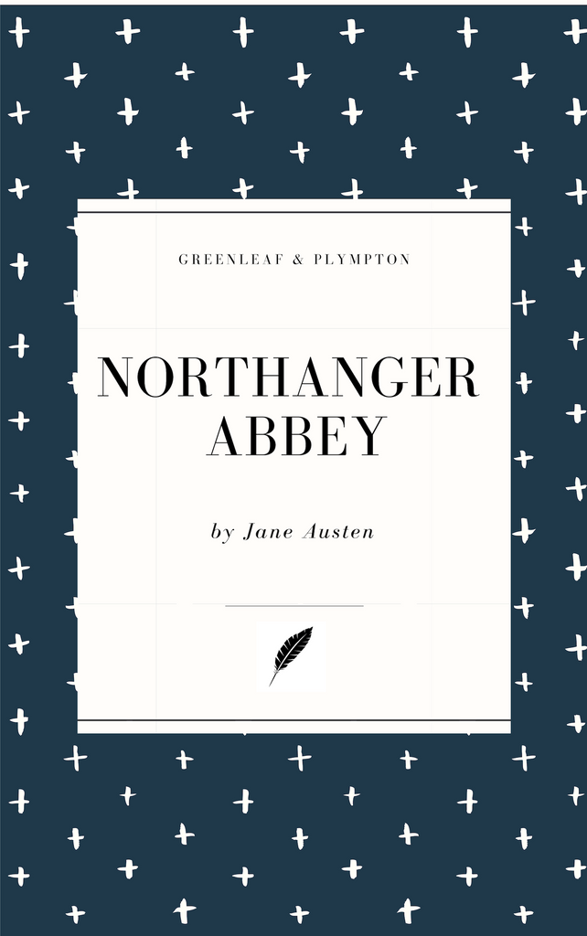 Northanger Abbey Generic Ebook Cover