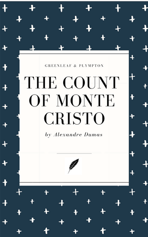 The Count of Monte Cristo Generic Ebook Cover