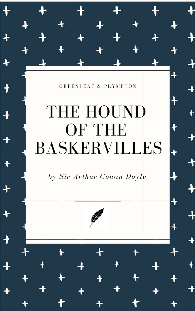 The Hound of the Baskervilles Generic Ebook Cover