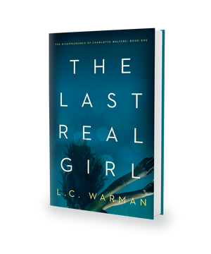 The Last Real Girl Paperback Cover