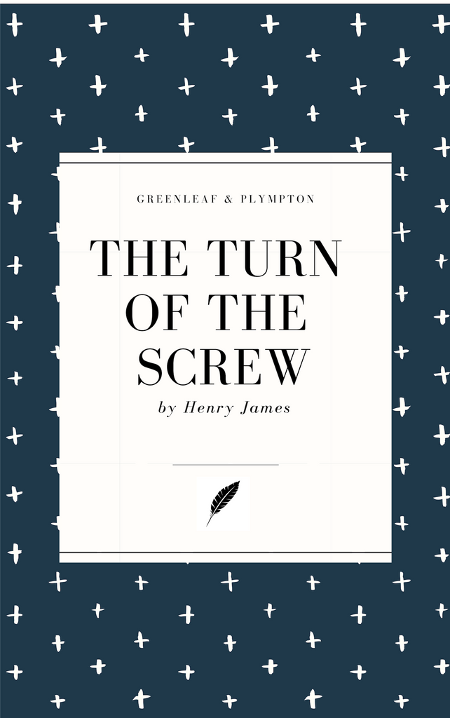 The Turn of the Screw Generic Ebook Cover