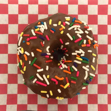 Load image into Gallery viewer, Chocolate Glazed Donuts