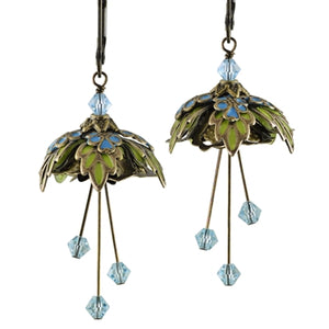 Fairy Earrings by No Monet