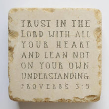 Load image into Gallery viewer, 509 | Proverbs 3:5 Small