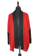 Load image into Gallery viewer, Over-Dyed Jacket Red/Red