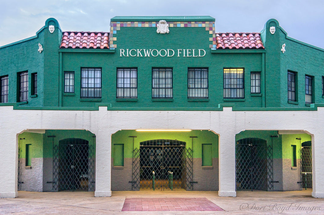Rickwood Field - Photography - Birmingham, Alabama