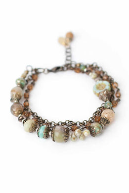 Rustic Creek MB Czech Bracelet