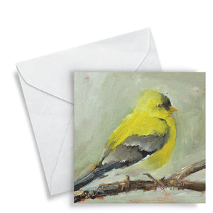 Songbird Enclosure Card