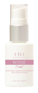 Wine Down Overnight Super Antioxidant Recovery Serum
