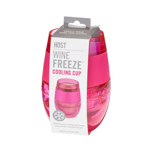 Wine FREEZE Translucent Magenta