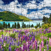 Load image into Gallery viewer, Zen Puzzles - Mountain Lake