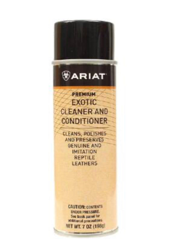 Ariat Exotic Cleaner and Conditioner