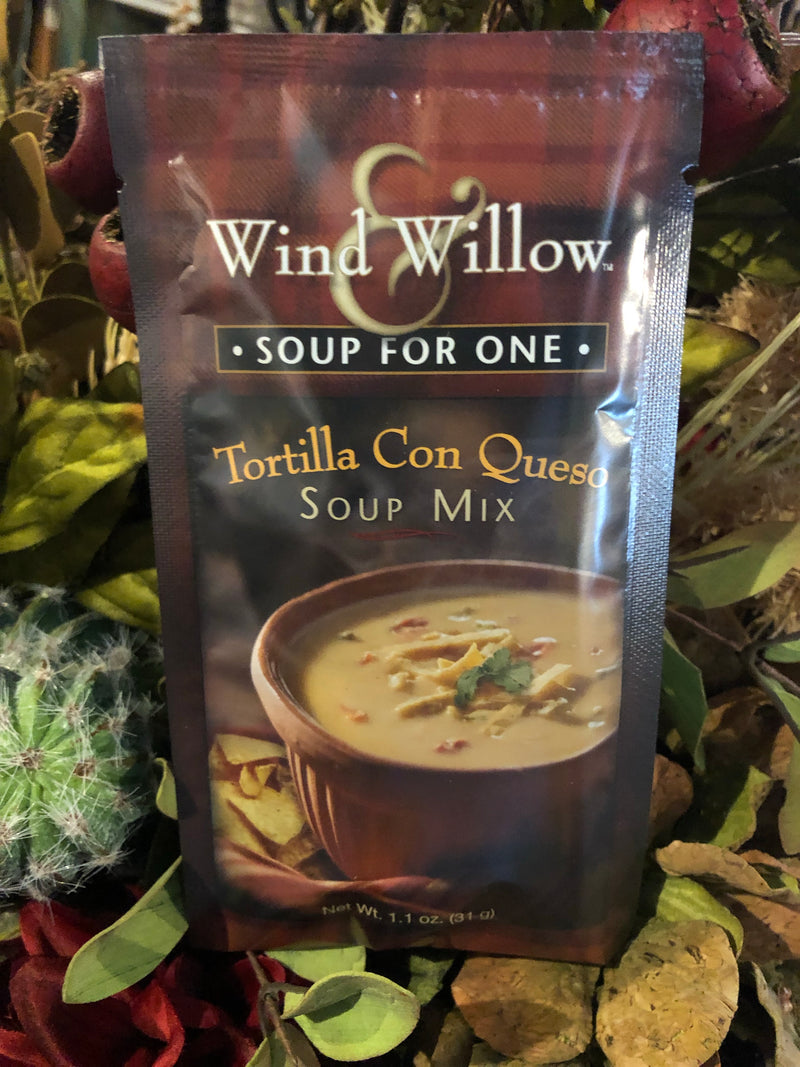 One Cup Tortilla con Queso Soup Mix