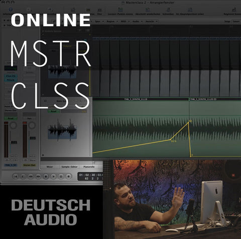 Online Masterclass (Digital, German)
