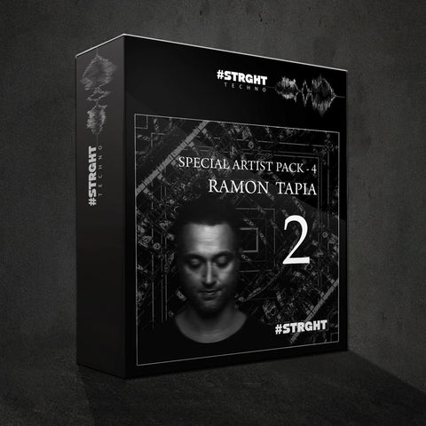 #STRGHT - SPECIAL ARTIST PACK -4-2- RAMON TAPIA