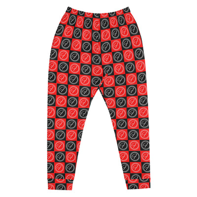 FRILACÈ Men's The Checker Joggers