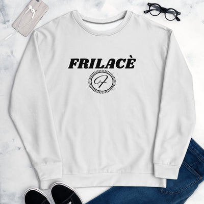 FRILACÈ No Gray Area Unisex Sweatshirt