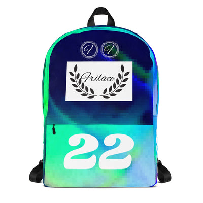 FRILACÈ Neon Lights Backpack