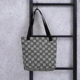 FRILACÈ The Dark Checkers Tote bag