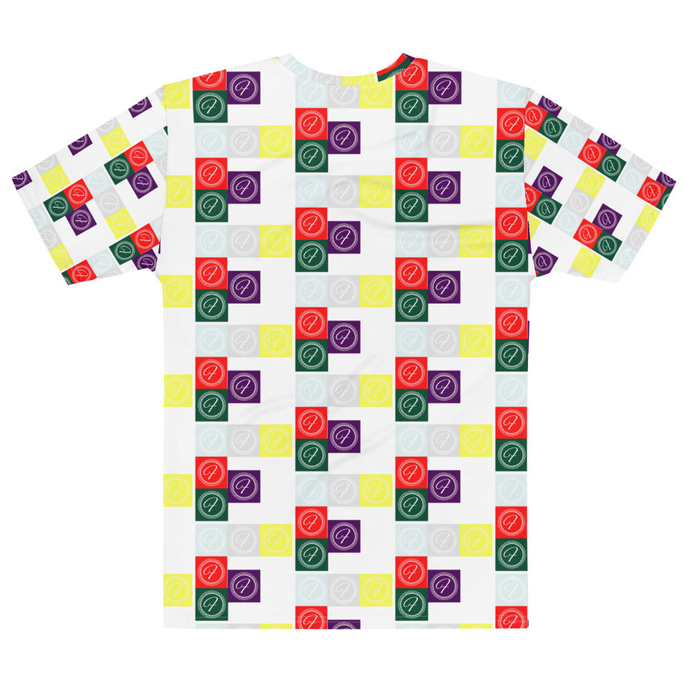 FRILACÈ Men's Building Blocks T-shirt