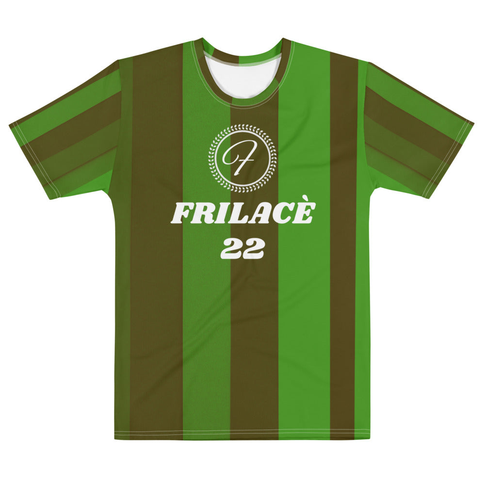 FRILACÈ Men's OAN Green T-shirt