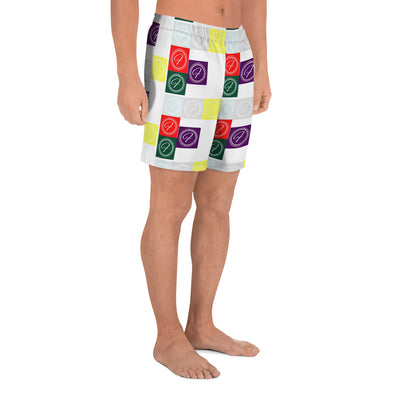 FRILACÈ Men's Building Blocks Long Shorts