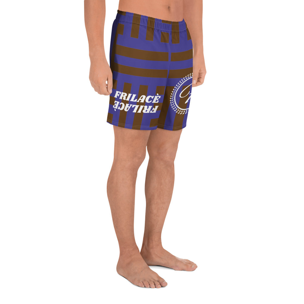 FRILACÈ Men's SAR Long Shorts