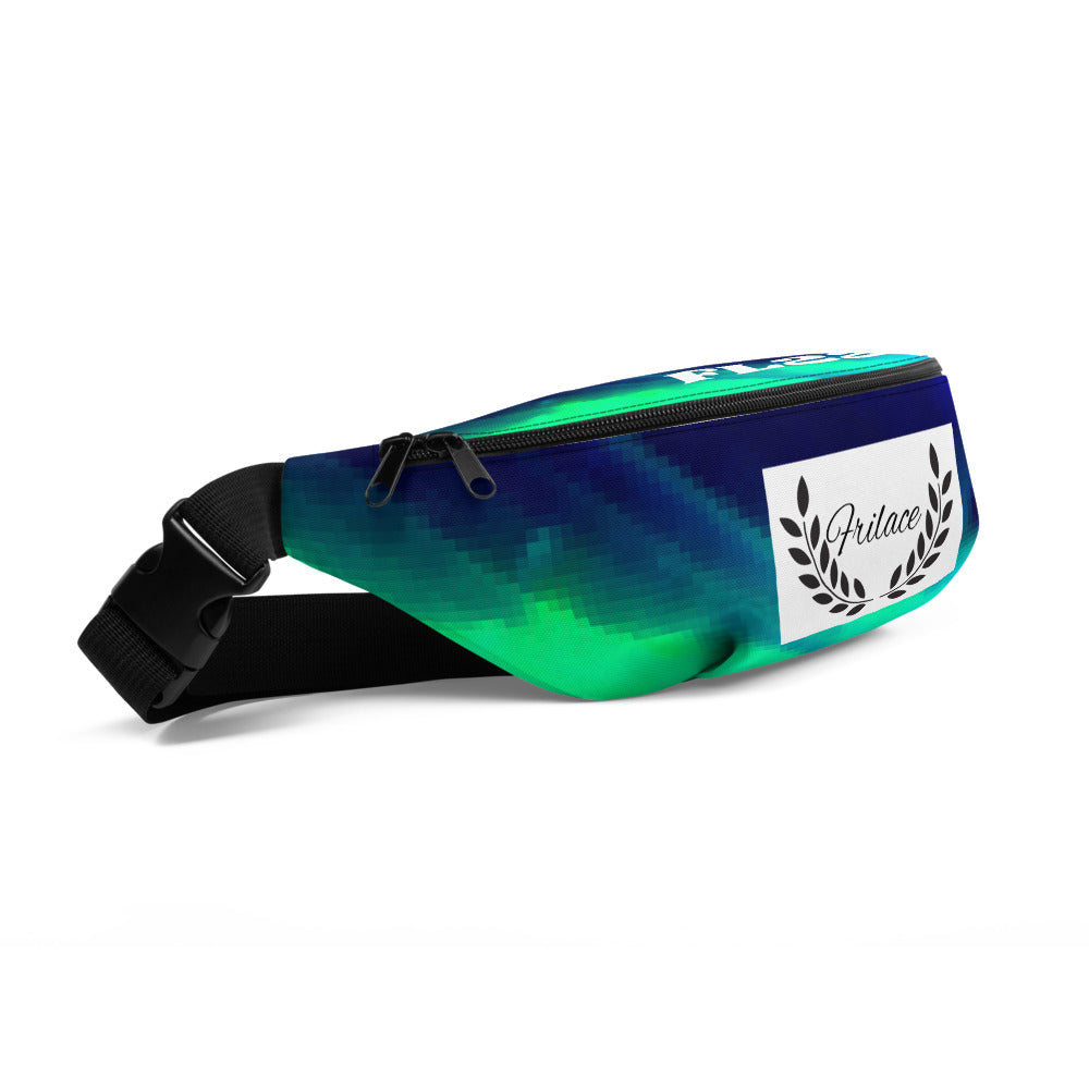 Frilace Neon lights Fanny Pack