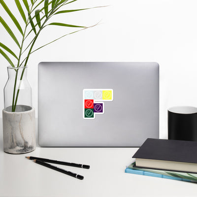 FRILACÈ Building Blocks stickers