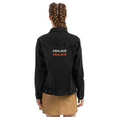 FRILACÈ Unisex denim jacket