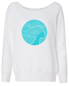 "NEW! The OisF ""Soooo Soft"" Wide Neck Sweatshirt (Women)"