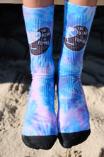Load image into Gallery viewer, NEW! The OisF Tie-Dye Socks (Youth)