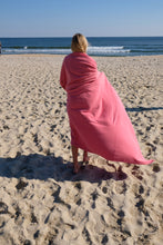 Load image into Gallery viewer, NEW! The OisF All-Day Blanket – Pomegranate Pink