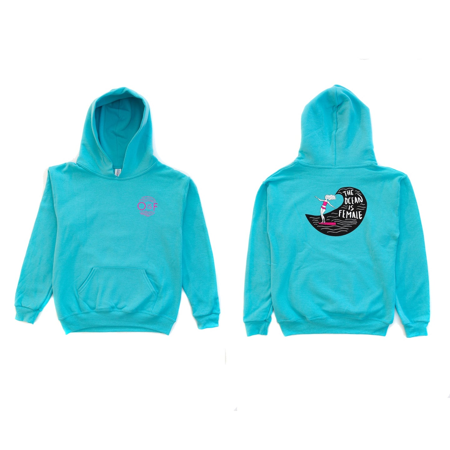 The OisF Rider Hoodie (Youth/Junior)
