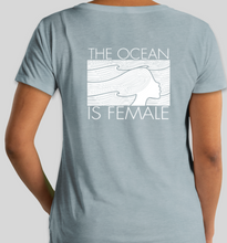 Load image into Gallery viewer, The OisF Scoop T-Shirt (Women/Junior)
