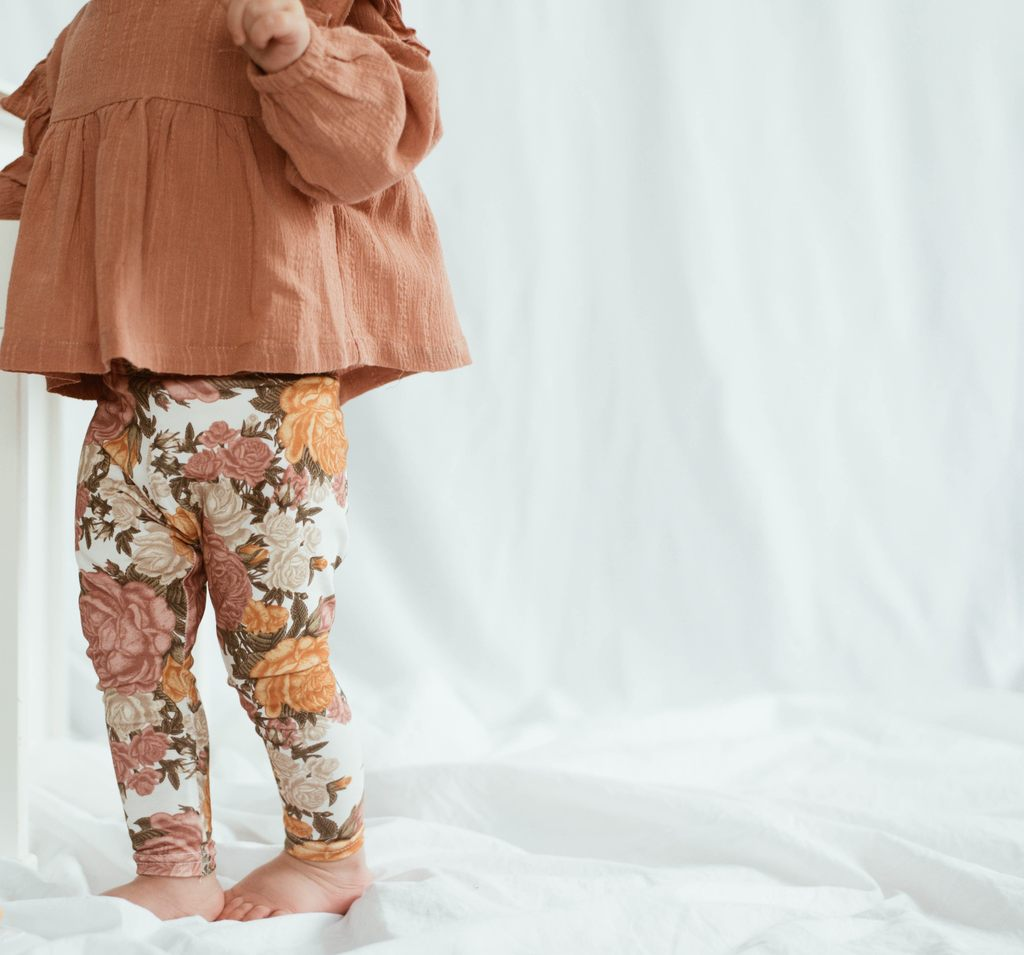 Marigold  | Organic Leggings