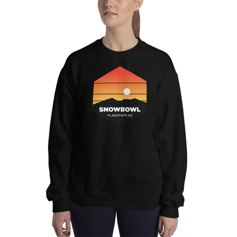 Sunset Ladies Sweatshirt