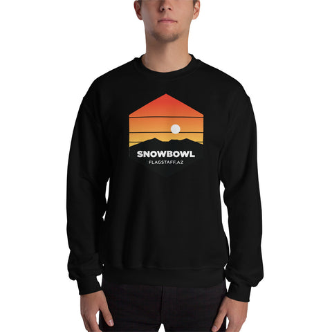 Sunset Men's Sweatshirt