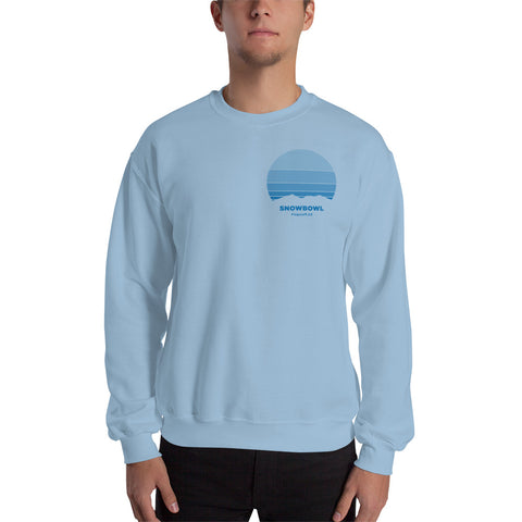 Sunrise Pocket Logo Men's Sweatshirt