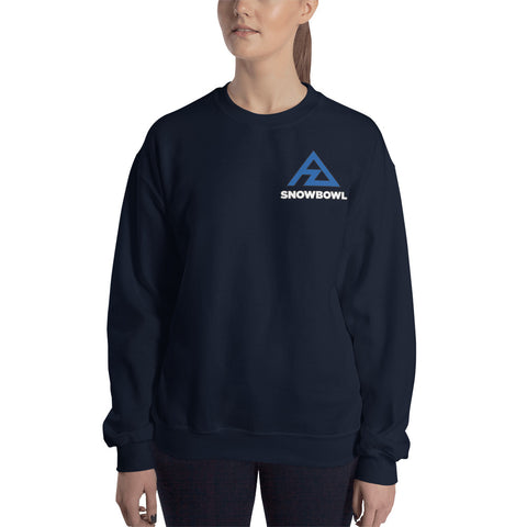Classic Logo Pocket Ladies Sweatshirt