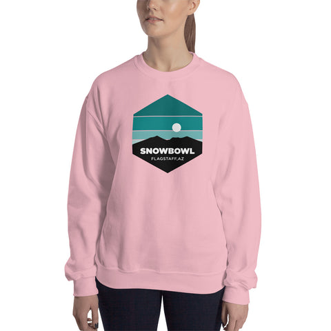 Dusk Ladies Sweatshirt