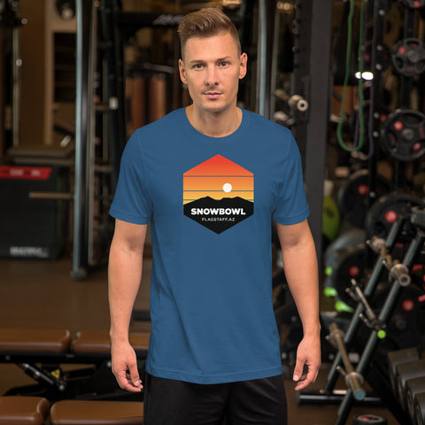 Sunset Men's T-Shirt