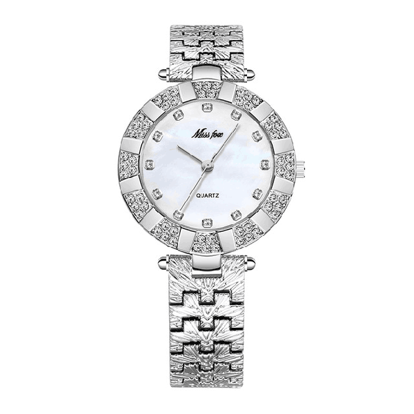 (Limited time offer)Luxury diamond watch (Buy 2 free shipping)