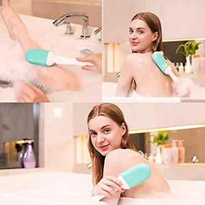 Ultrasonic Bath Brush With Body Care&Massage&Degerming